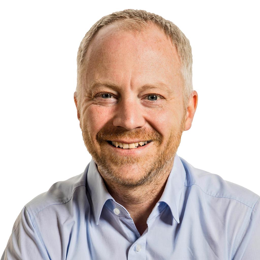 Vorstandsvorsitzender Simon Klingenmaier