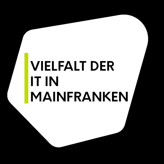 Symbolbild: Vielfalt der IT in Mainfranken